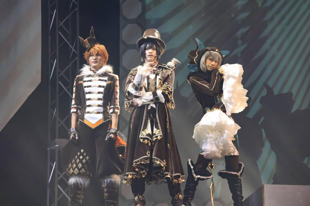 「アイ★チュウ ザ・ステージ ~Rose Écarlate deux ~」 写真2