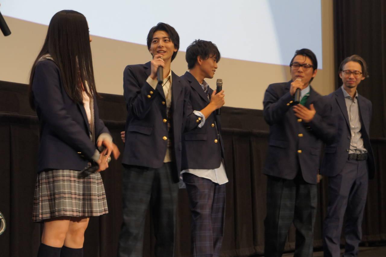 映画『超・少年探偵団NEO-Beginning-』完成披露上映会|画像