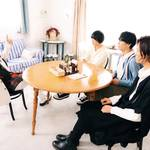 黒羽麻璃央、植田圭輔ドラマ『パパ、はじめました』第7話 写真1