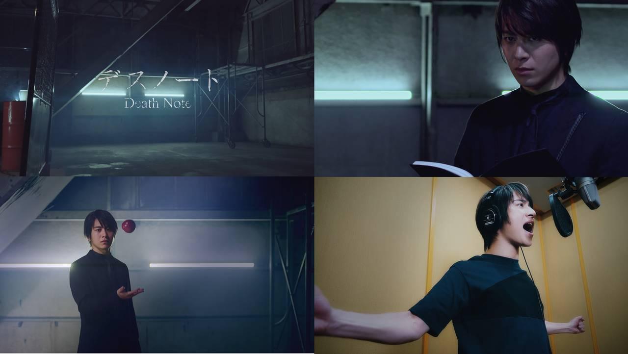 『デスノート THE MUSICAL』MV2
