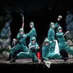 『忍ミュ』第10弾再演が開幕!聖地公演も実施3