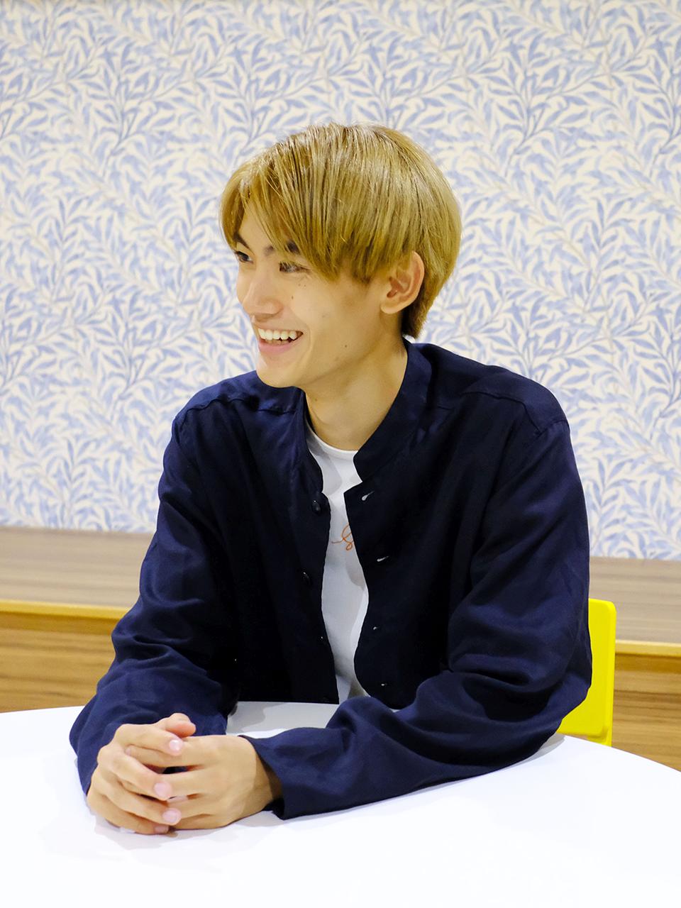 L役髙橋颯インタビュー 「デスノート THE MUSICAL」写真画像numan3