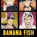 BANANA FISH ハロウィン パーティー in アニメイト1