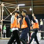 演劇「ハイキュー!!」〝飛翔〞稽古場レポ公開♪ 写真画像numan2