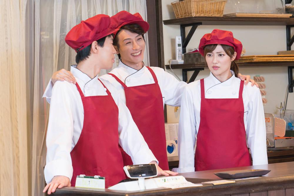 鈴木拡樹ドラマ『カフカの東京絶望日記』第6話 写真3