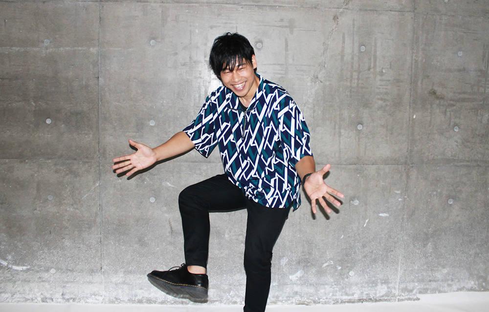 ヒプマイ|どついたれ本舗・白膠木簓役岩崎諒太インタビュー!画像1