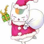 「夏目友人帳」ニャンコ先生スプーン&フォークセット4