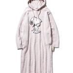 【PEANUTS】ベビモコジャガードドレス ¥7,200