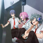 男性声優×ボカロ曲『ACTORS -Songs Connection-』3種類のキャラクターPVが解禁!