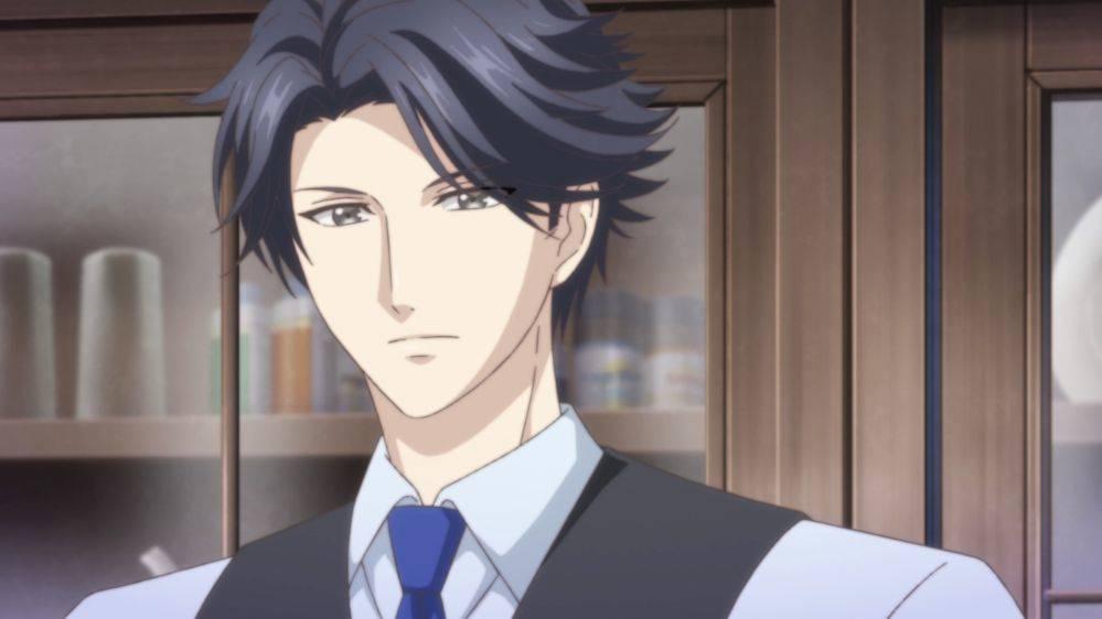 アニメ『スタンドマイヒーローズ』第5話 場面写真8