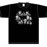 鬼滅の刃 Tシャツ(S,M,L,LLの4サイズ) 3,000円(税抜)