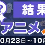 2019年秋アニメ、なに見てる?