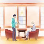 TVアニメ『宝石商リチャード氏の謎鑑定』:画像1