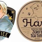 『名探偵コナン ゼロの日常』第4巻発売記念フェア開催!トリプルフェイス・ステッカー登場2