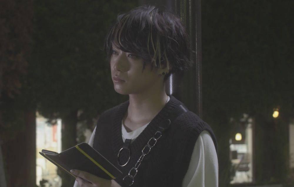 佐藤流司、塩野瑛久ドラマ『Re:フォロワー』第6話 写真1