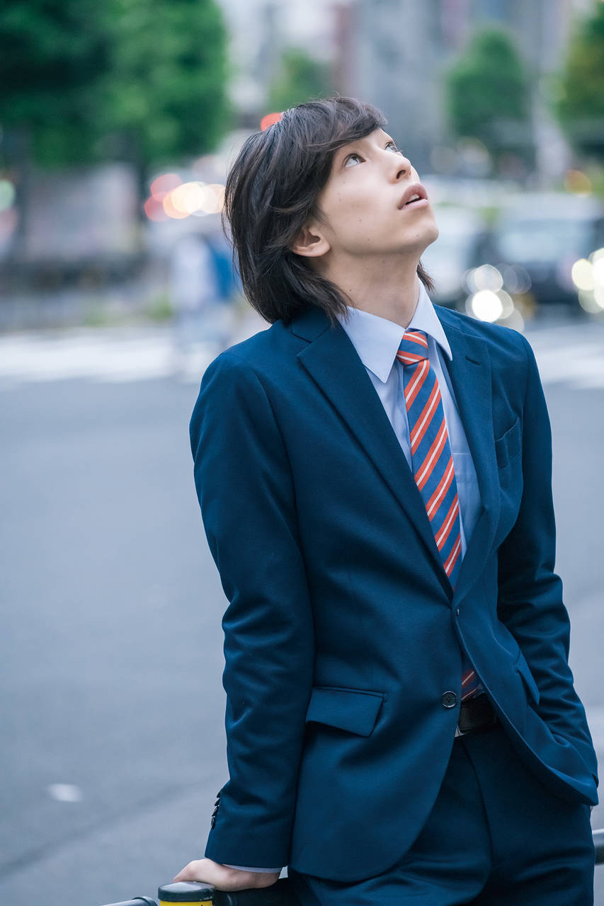 杉江大志、待望の1st DVDが11月8日発売!サラリーマン、バーテンダー、夢追い人……1人3役に挑戦!?4