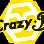飛び回る自由な蜜蜂「Crazy:B」