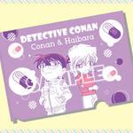 『名探偵コナン』トレーディングミディアムファイル5