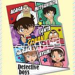 『名探偵コナン』トレーディングミディアムファイル6