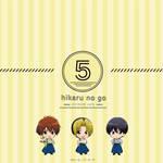 『ヒカルの碁』コラボカフェ3