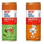 『UCC ミルクコーヒー ポケモン缶 250g』1