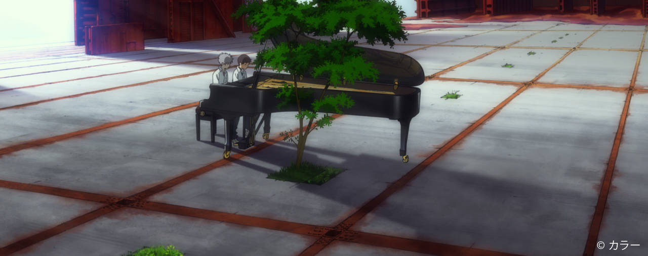 映画「ヱヴァンゲリヲン新劇場版:Q」ネックレス3