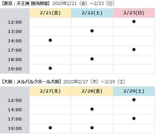 舞台『弱虫ペダル』新インターハイ編、遂に完結!2020年2月公演、最新情報3