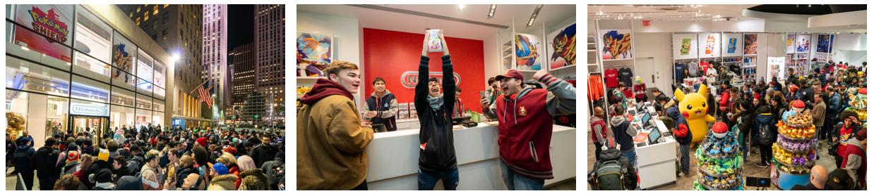 『ポケットモンスター ソード・シールド』初週世界販売本数は600万本突破!2