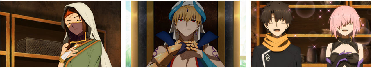 TVアニメ『Fate/Grand Order』放送スケジュール発表!一挙上映イベント開催も4