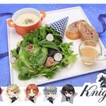 【Knights】華麗なるブーケサラダプレート  1,590円