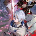 『刀剣乱舞-ONLINE-』アンソロジーコミック『4コマらんぶっ弐』2