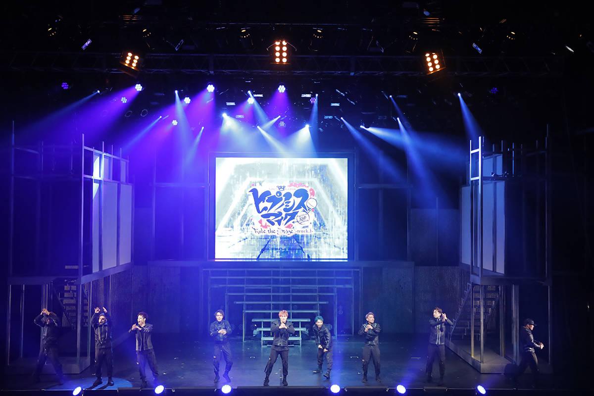 高野洸、阿部顕嵐ら出演! 舞台『ヒプノシスマイク』写真画像numan5