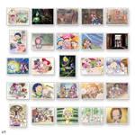 「おジャ魔女どれみ」20周年記念!ノート&ブロマイドセット9