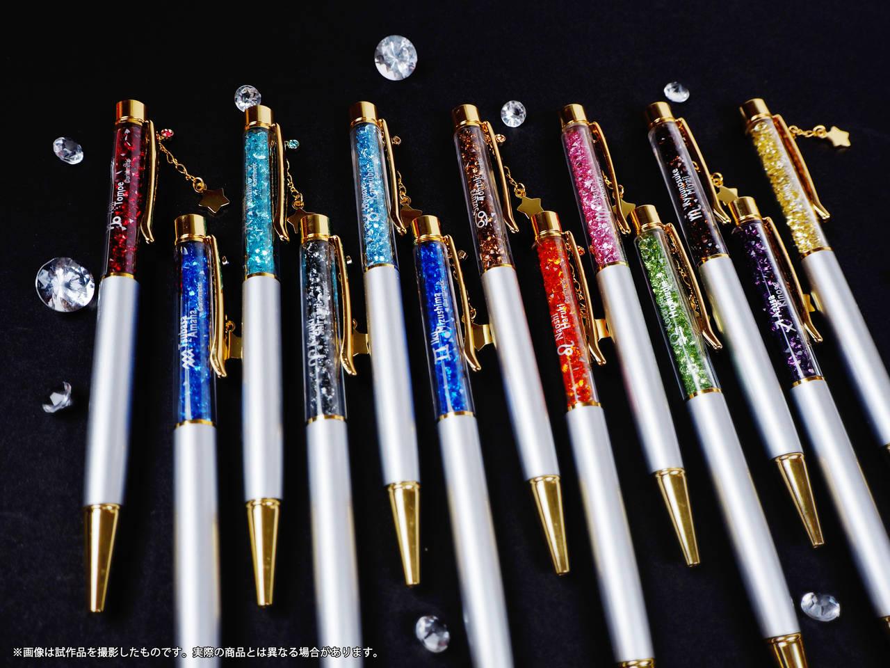 『Starry☆Sky』10周年記念!スワロフスキーを使用したボールペンが登場2
