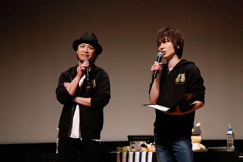 『鳥海浩輔・前野智昭の大人のトリセツ』 第2期DVD発売記念イベント、オフィシャルインタビュー到着2