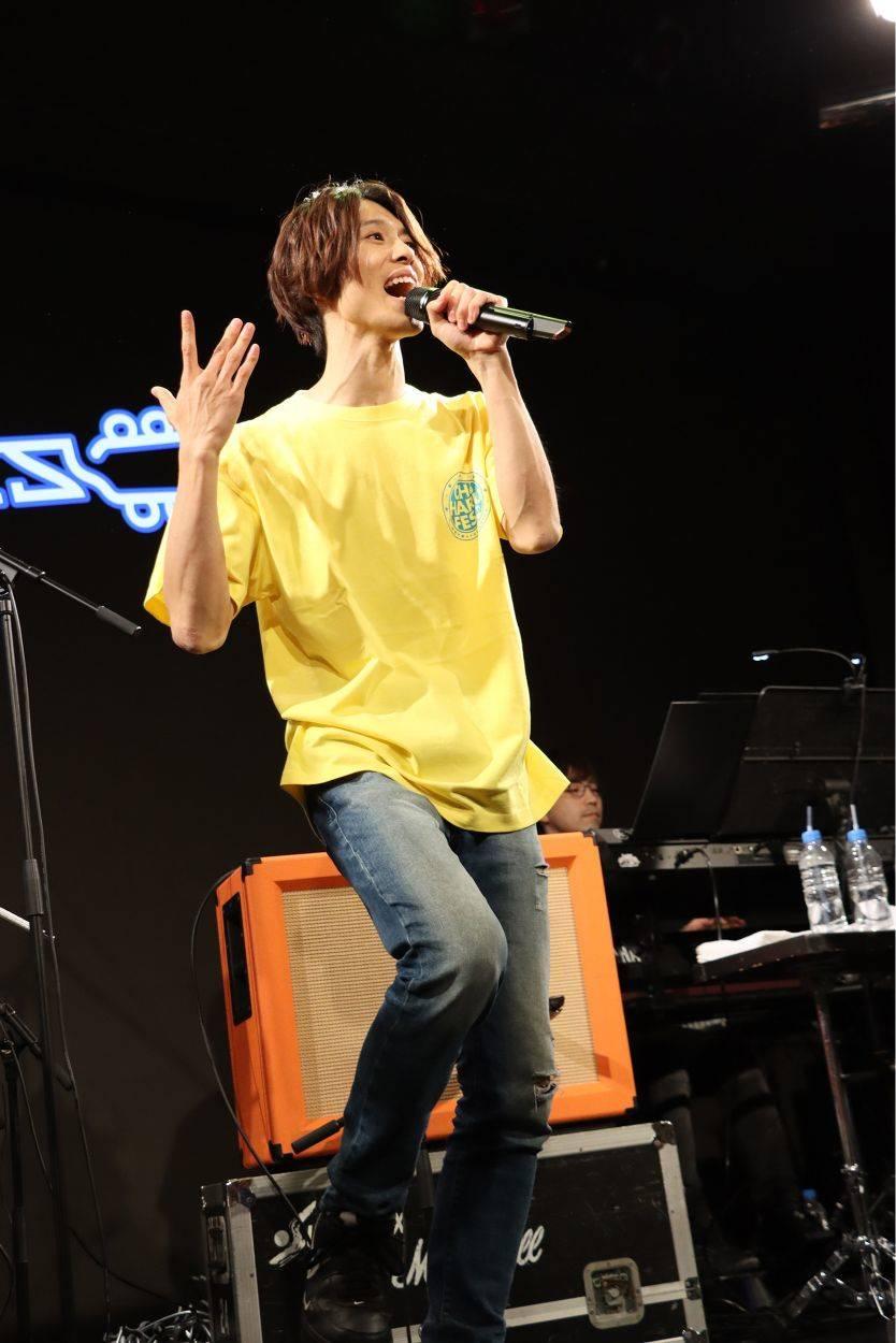 『〜A&G ARTIST ZONE〜沢城千春のTHE CATCH ちはるFES♪2019』7
