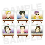 『BANANA FISH』 Ani-Art POP UP STORE4