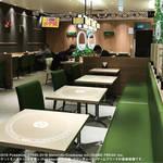 吉野家恵比寿駅前店 内装イメージ
