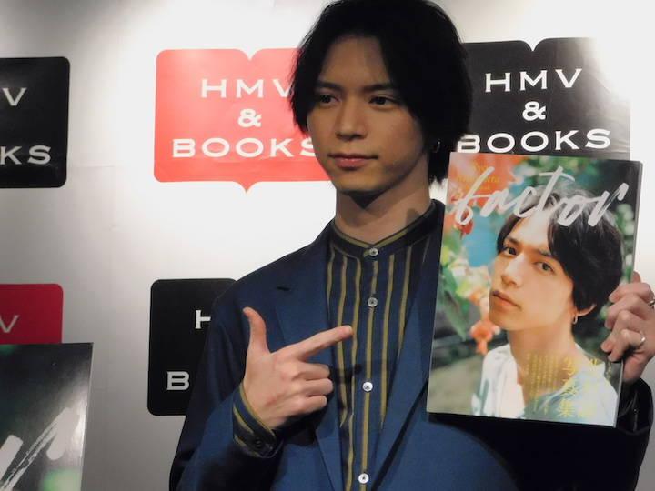 北村諒、4年ぶり写真集の出来栄えは「2億点」 !発売記念イベントレポート