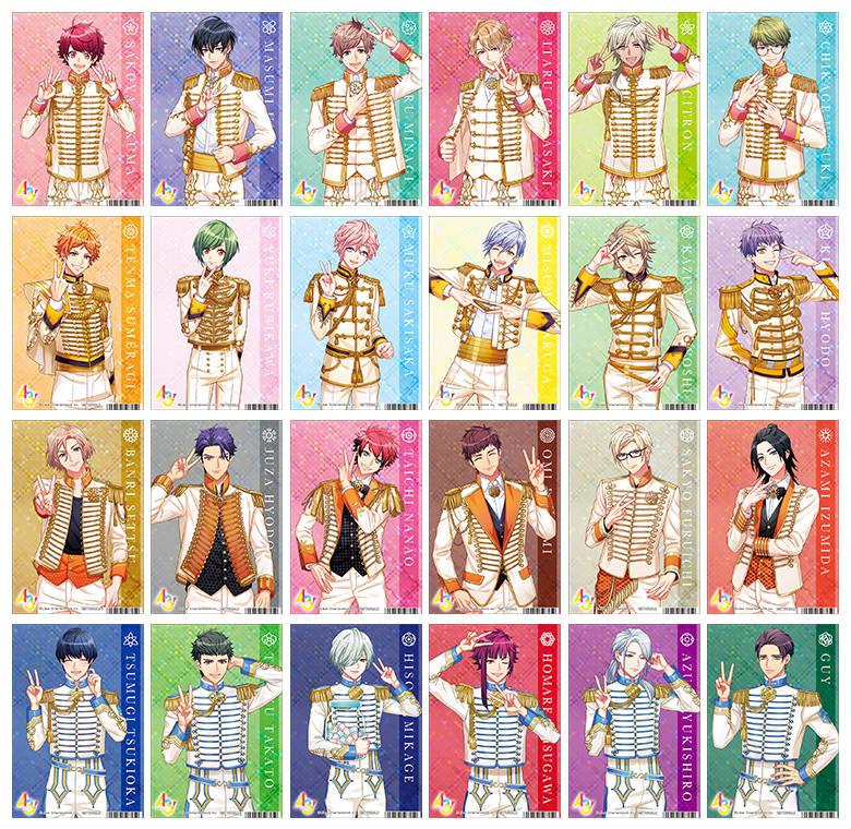 『A3!』祝!MANKAIカンパニー3周年記念フェアinアニメイト1