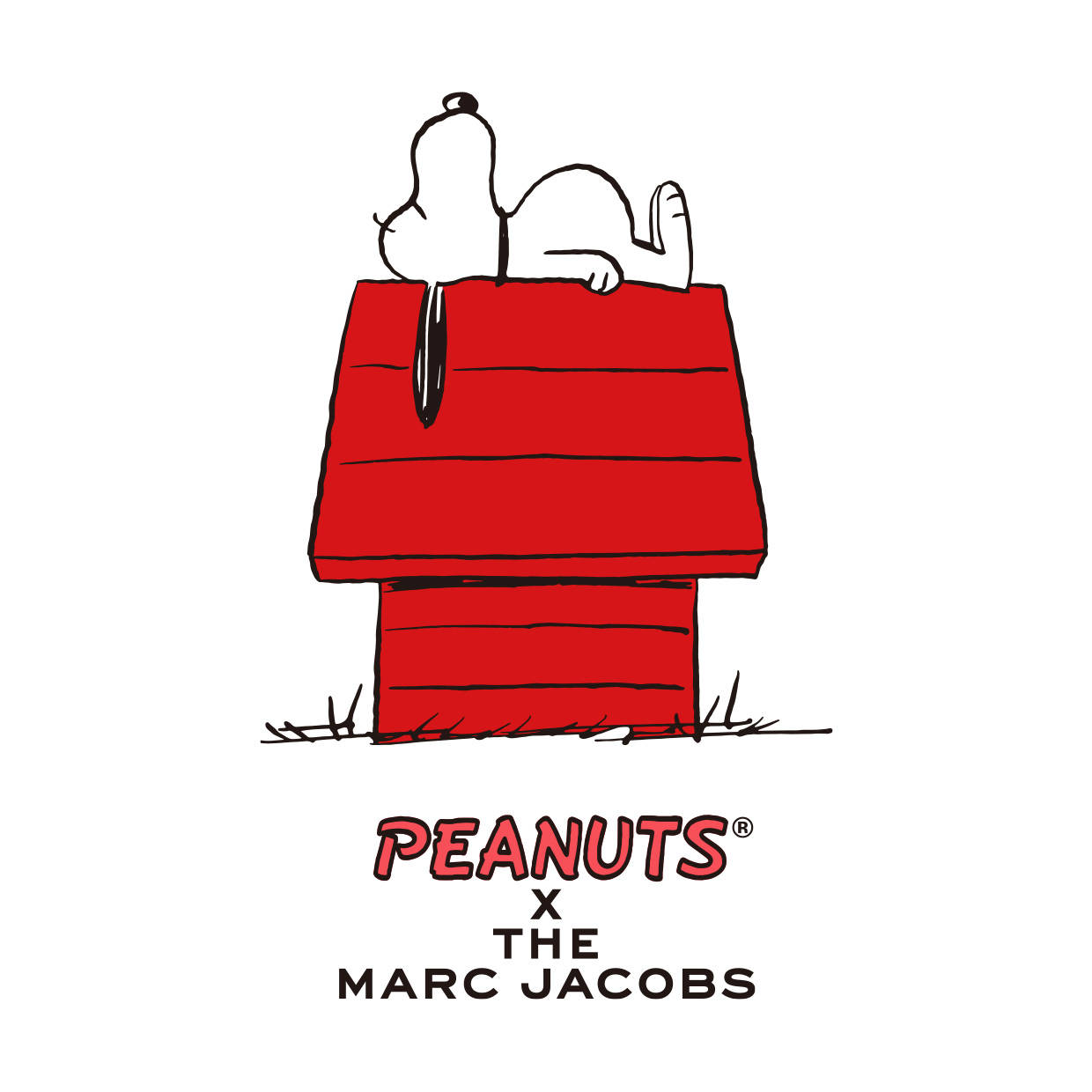 PEANUTS × THE MARC JACOBS1