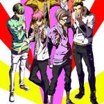 「GETUP! GETLIVE!」2nd LIVE