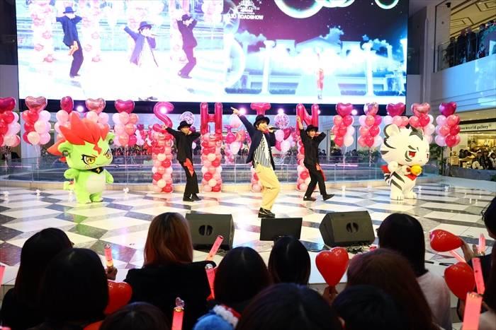「KING OF PRISM ALL STARS -プリズムショー☆ベストテン-」写真2