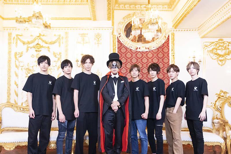 こんどうようぢさん、櫻井圭登さん、椎名鯛造さん、瀬戸祐介さん、福山聖二さん、宮澤佑さん、與座亘さん