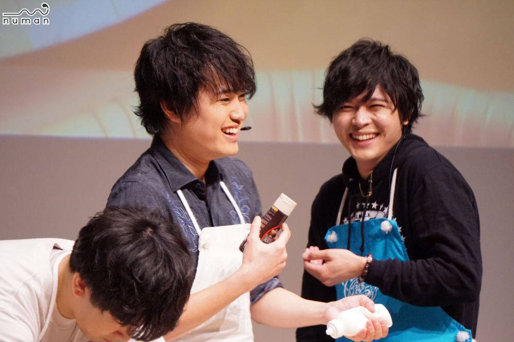 「伊東健人・狩野翔のスイどう」2ndイベントインタビュー 写真3