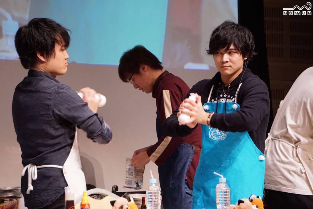 「伊東健人・狩野翔のスイどう」2ndイベントインタビュー 写真5
