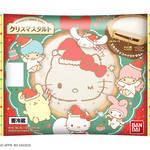 サンリオキャラクターズ クリスマスタルト4