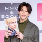井澤勇貴「ファンの皆さまが僕の横顔が好きなので(笑)」待望のファースト写真集、発売!4