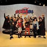 「NARUTO WORLD」オープニングセレモニー3