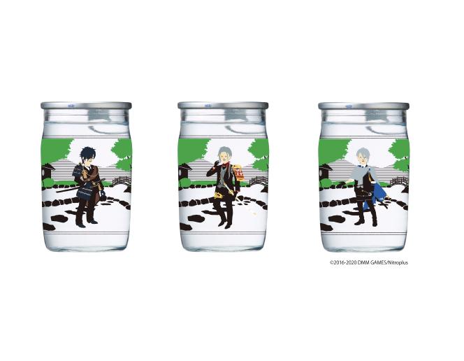 『刀剣乱舞-ONLINE-』刀剣男士&景趣デザインの日本酒が登場!1